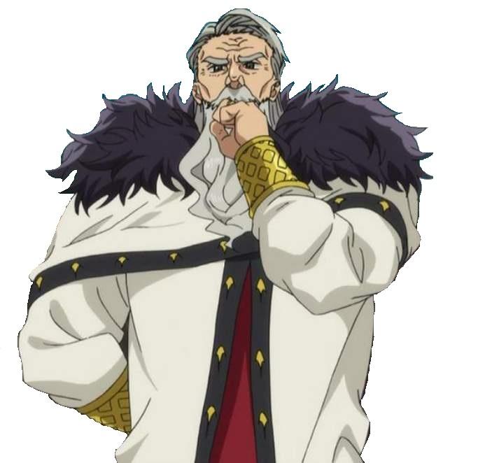 バルトラ・リオネス国王
